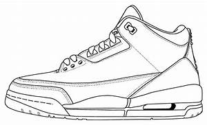 Free Shoe Outline Template  Download Free Clip Art  Free