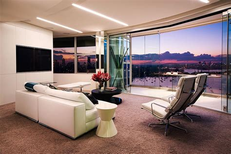 modern apartment decorating ideas modern apartment interior design in warm and glamour style digsdigs