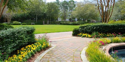 Boost Curb Appeal Of Your Commercial Property Lawn Pink