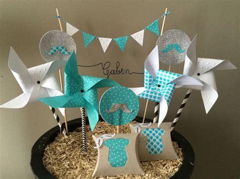 decoration prenom moulin  vent moustache anniversaire