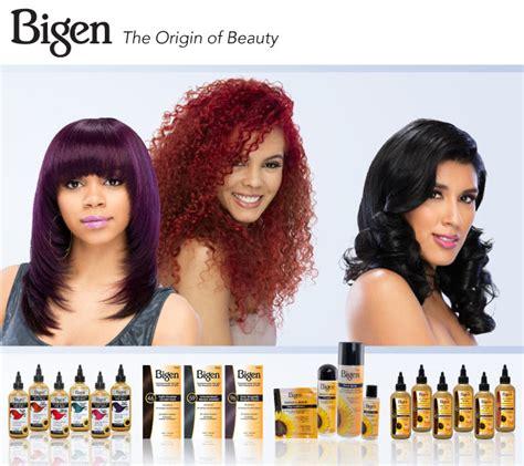 find  color bigen permanent powder