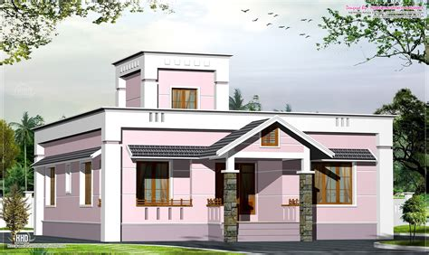 Small House Plans Under 1000 Sq Ft Kerala — House Style