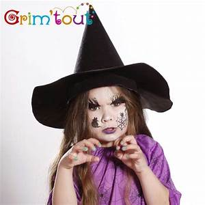 Maquillage D Halloween Pour Fille : maquillage de sorci re pour halloween id es et conseils maquillage ~ Melissatoandfro.com Idées de Décoration