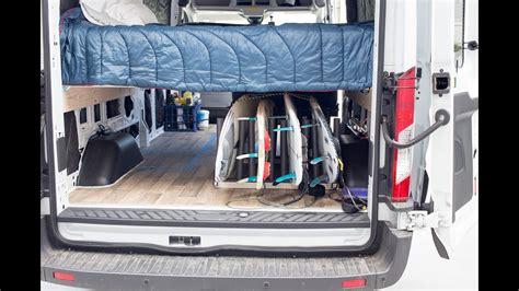 build  surfboard rack   van youtube