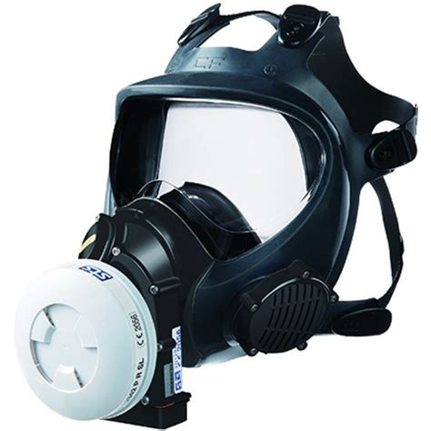 sts shigematsu syncvp full face respirator powered