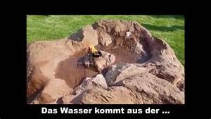 Fackel Selber Bauen : quellsteine selber bauen ~ Lizthompson.info Haus und Dekorationen