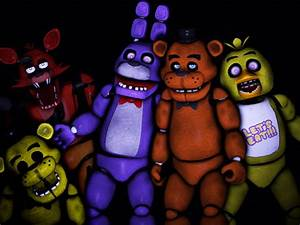What FNAF Character Are You? | Playbuzz