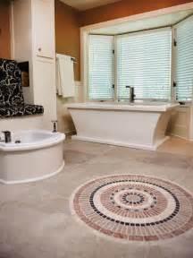 bathroom floor tiles ideas 8 flooring ideas for bathrooms
