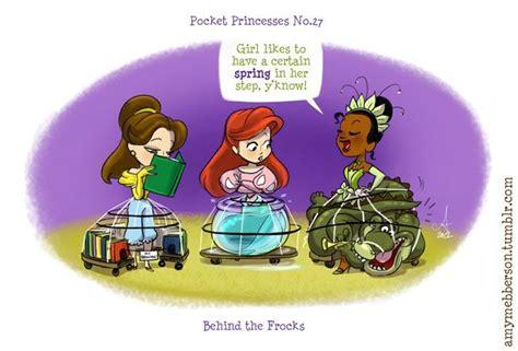 Pocket Princesses Comics In Order
