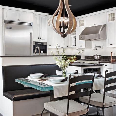 decoration cuisine noir et blanc deco cuisine noir et blanc cuisine nous a fait à l
