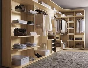 Chambre Dressing : organiser votre rangement avec un dressing sur mesure ~ Voncanada.com Idées de Décoration
