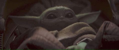 The Best Baby Yoda GIFs in 'The Mandalorian'