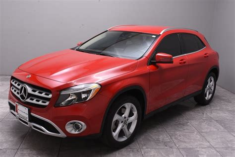 Rated 4 out of 5 stars. Pre-Owned 2018 Mercedes-Benz GLA GLA 250 4D Sport Utility ...