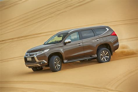 Review Mitsubishi Pajero Sport by 2016 Mitsubishi Pajero Sport Review Caradvice