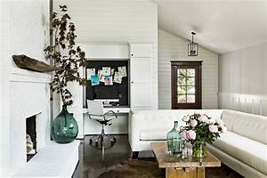 Idée Déco Bureau Maison : bureau dans le salon ~ Zukunftsfamilie.com Idées de Décoration