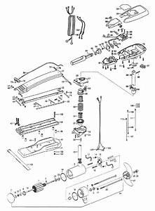 Minn Kota Riptide 101 Bowguard Parts