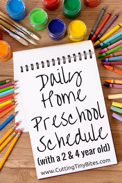 home preschool schedule what can we do with paper and glue 277 | DailyHomePreschoolSchedule