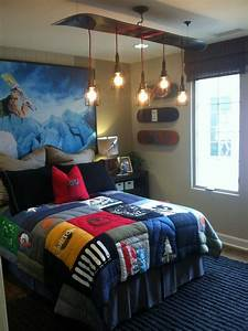 17 best images about cool teen boy room ideas on pinterest With bedroom ideas for teenage guys 2
