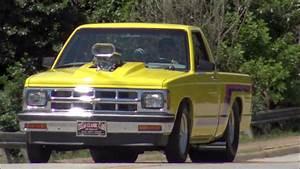 Chevy S-10 Pro Street Truck Test Drive  U0026 Tour