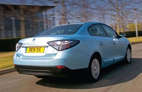Renault Fluence Ze 2012  Car Review  Honest John
