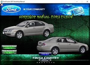 Pin En Manuales De Taller Ford    Workshop Manuals Ford