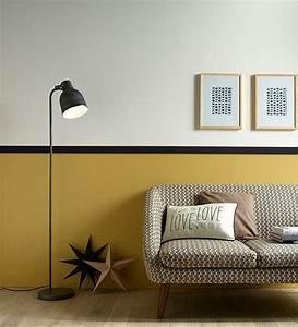 les 20 meilleures idees de la categorie murs de moutarde With marvelous idee de decoration de jardin 7 decoration salon jaune moutarde