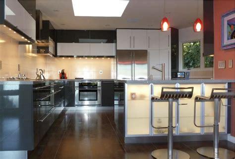 modern kitchen how to save thousands on an ikea type kitchen sleek Ikea
