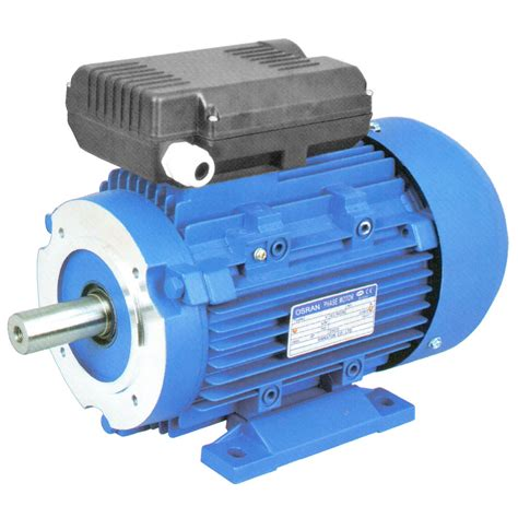 Single Phase Motor by Yl Ml Single Phase Dual Capactitor Motor Capactitor Start