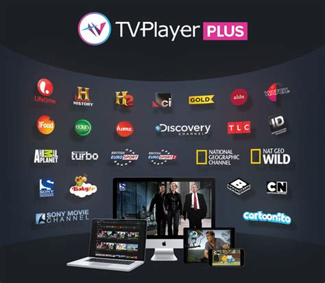 TVPlayer Plus launches in the UK with 25 top channels for ...