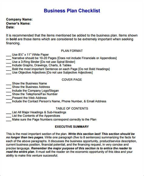 business   list templates  word  format
