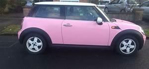Pink Mini Cooper For Sale In Deans Grange  Dublin From Lbonner