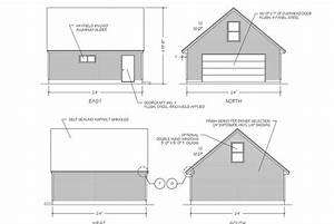 9 plans gratuits pour construire un garage sytyson With plan de garage gratuit