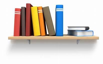 Shelf Clipart Clip Library Bookcase Desk Transprent