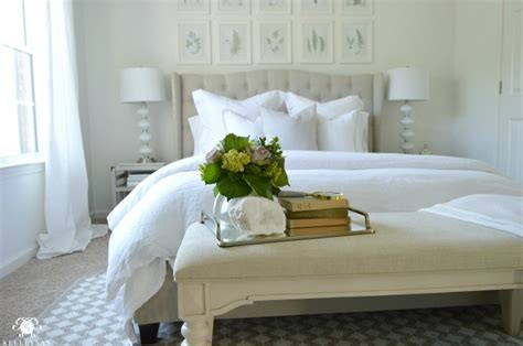 Guest Bedroom Bedding by Guest Bedroom Reveal The White Room