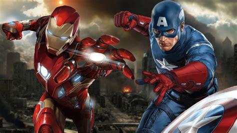 (april Fools 2017) Iron Man Vs Captain America Comic