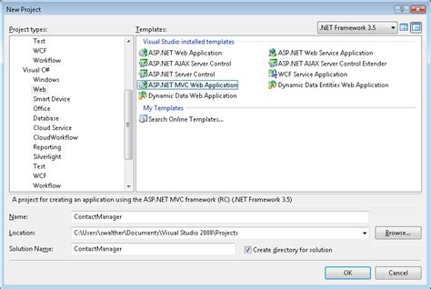 Aspnet Mvc Resume by Iteration 1 Create The Application C Microsoft Docs