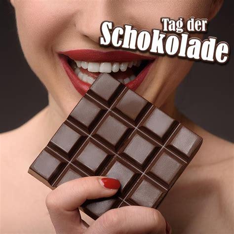 Tag der Schokolade - Sprüche-Suche