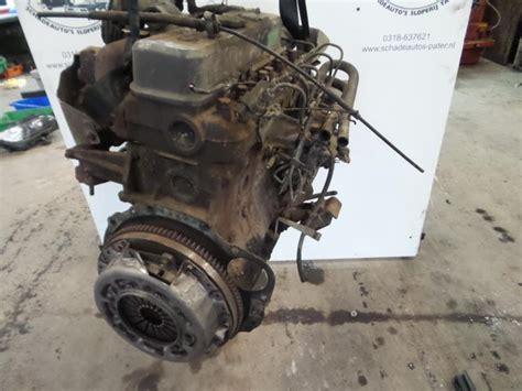 Daihatsu Rocky Engine by Gebruikte Daihatsu Rocky Fourtrak Hardtop 2 8 Td