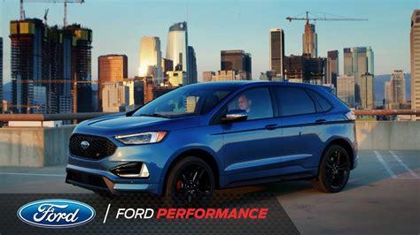 2019 Ford Edge St, 2019 Chevrolet Silverado