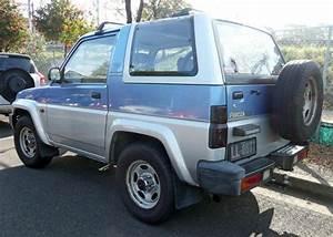 Daihatsu F300 Feroza 1992