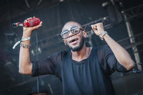 Mos Def Was Arrested In South Africa For Using A 'world
