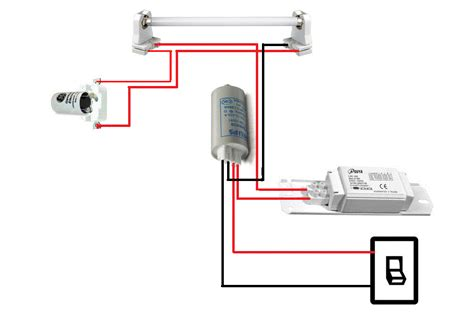 how to wire a fluorescent light the world through electricity how to wire a fluorescent