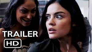 Truth or Dare Official Trailer #1 (2018) Lucy Hale, Tyler ...