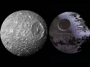 Saturn's Death Star Moon Mimas May Contain Life - YouTube