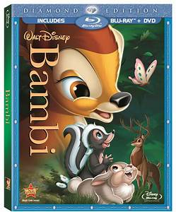 Bambi Diamond Edition on Blu-ray and DVD March 1, 2011!