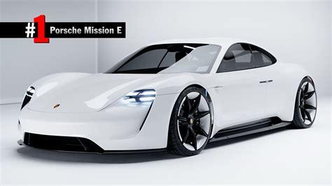 Top 5 Porsche Concept Cars Karagetv