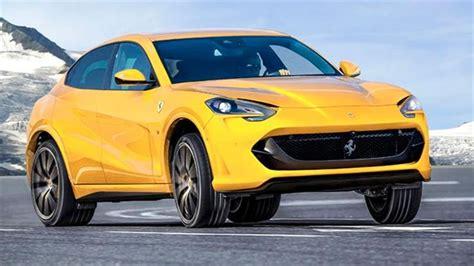 ferˈraːri) is an italian luxury sports car manufacturer based in maranello, italy. Ferrari Purosangre, la primera camioneta creada por la firma de Maranello