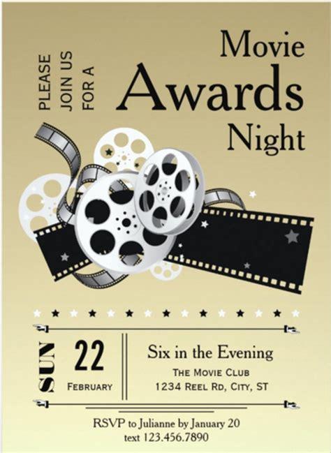 award invitation template psd vector eps ai