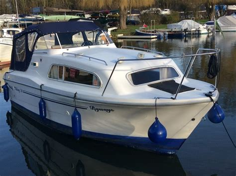 Viking Boats For Sale by Viking 24 Widebeam Boat For Sale Quot Byways Quot At Jones Boatyard