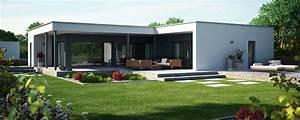 Haus Bungalow Modern : woning claron moderne bungalow met platdak ~ Markanthonyermac.com Haus und Dekorationen
